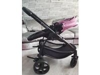 Icandy strawberry 2 & maxi cosi carseat