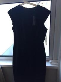 Banana Republic navy Sloan dress -Ul 12