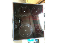 Neff Glass Induction Hob