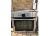 Bosch electric cooker and oven