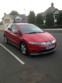 Honda Civic Type S 2.2 ctdi diesel