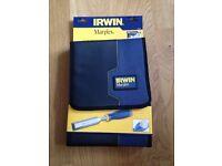 Irwin marples chisels set of 5