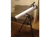 Jessops 800-80 Astronomincal Telescope