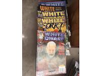 Huge Pile of White Dwarf Magazines