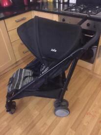 Joie pushchair quick sale
