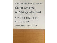 'Olafur Arnalds: All Strings Attached at Royal Albert Hall - 14 May