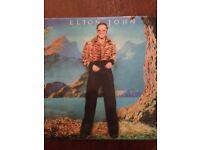 Elton John LPs x 5 Captain Fantastic, Rock Of The Westies, Honky Chateau,Caribou, Blue Moves