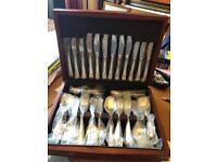 Arthur Price canteen of cutlery.