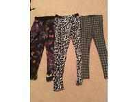 Topshop trouser bundle