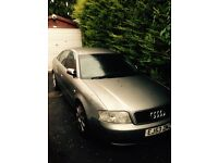 Audi A6 for sale car runs engine is fine