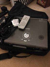 Toshiba portable projector