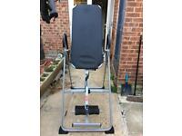Inversion table good condition.