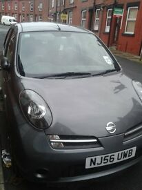 NISSAN MICRA 2006 for Sale Now for £2000