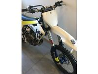For sale husky 250fc 2017 motocross bike
