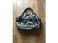Fiorelli Gun Metal Grey handbag - £20 - excellent condition