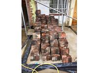 Reclaimed Handmade Clay Peg Tiles