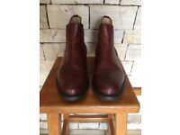 Men's Brown Boots by Paul May size 9