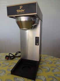 Tchibo Filter Coffee Machine - Tchibomat ISO -with 2 Vacuum Flasks as new