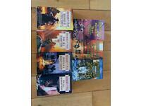 7 Raymond E Feist novels