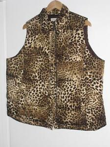 Jones New York Vest…..Excellent Condition! Size 2X...like NEW!!