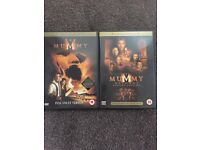 The Mummy (1999) (Full Uncut Version) + The Mummy Returns (Special Edition)