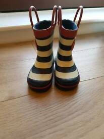 Next Size 4 Wellington Boots