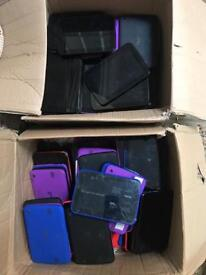 X120 MIXED COLOURED TESCO HUDL TABLETS ALL INCLUDING MOTHERBOARD