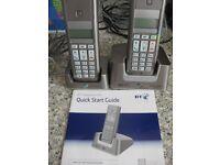 BT cordless telephone answer machine