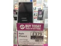 iPhone 6 128GB on EE in good condition £379
