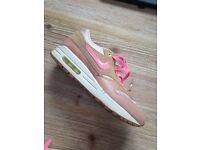 Pink Nike Air Women's