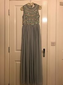 Asos Iced Grey Bridesmaid dresses. Sizes 6,8,10,12 brand new with tags