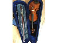Violin 1/8 and 1/4 for sale £25 for each