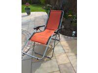 Set of 2 Garden Chairs