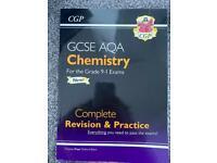 GCSE chemistry AQA