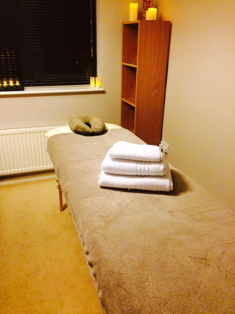 Male masseur offers quality massage in Peterborough