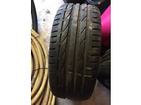 2x wheels n tyres for honda accord 225/45 r17 for sale at least 7mm tread