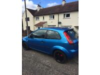 Ford Fiesta, 54 Reg, £1200 Ono, 1 year MOT, good town runner, quick sale