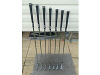 Titleist AP2 irons 4 to PW for sale, 718 model.