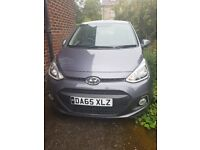 Immaculate Hyundai i10 Premium with very low mileage. One owner from new. Full service history.