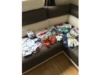 MUST SEE Baby Boy huge bundle 0 - 3 months *****