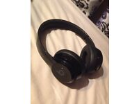 Beats by Dr. Dre Solo3 Wireless Headband Headphones - Black