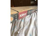 Kahrs Woodloc 5s - lecco 3 oak flooring