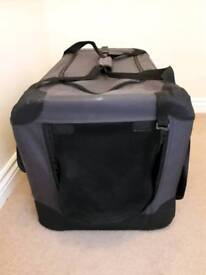 Pet Carrier. As new. Used 2 or 3 times.