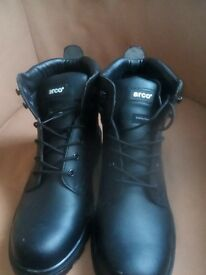 size 12 safety boots