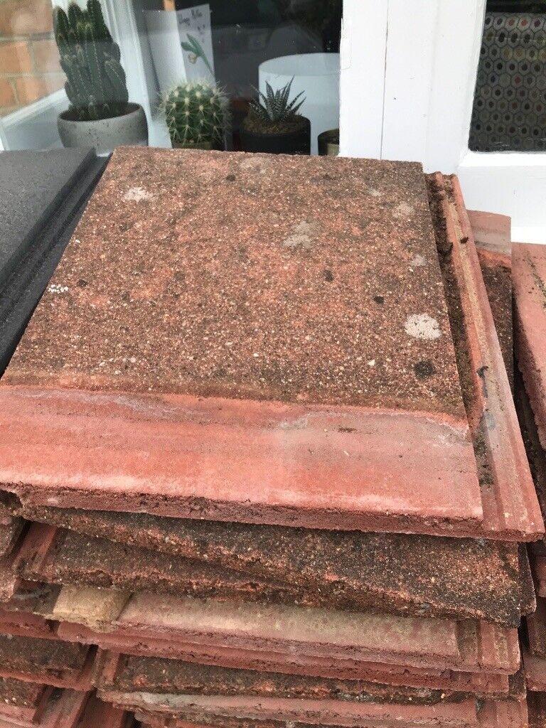 Free terracotta roof tiles   in Teddington, London   Gumtree