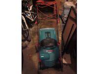 BOSCH Electric scarifier for sale ('Lawnraker')