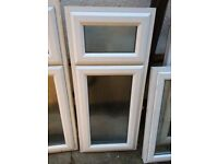**UPVC**DOUBLE GLAZED WINDOW**FROSTED**£40**NO OFFERS**GOOD CONDITION**MORE AVAILABLE**SEE ALL ADS**