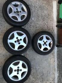 4 Alloy Wheels For Sale