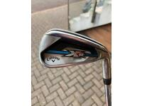 Callaway 2017 XR Irons 5-Sand Wedge 7 Irons