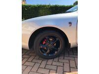 "Toyota Celica 16"" Alloys + Tyres"
